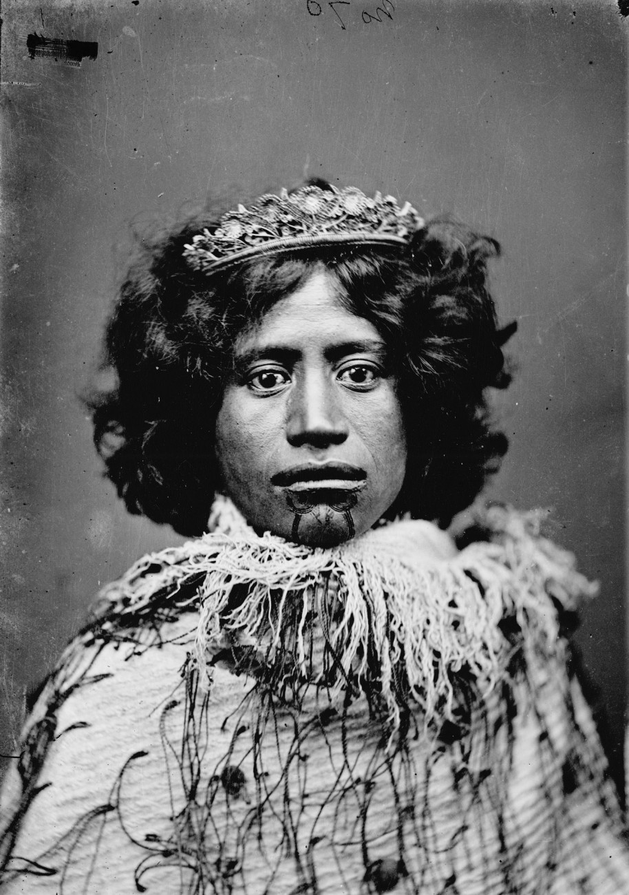 "Almost nothing is known about the circumstances surrounding McGarrigle's individual portraits, nor the identity of the sitters. At one point, he claimed to have the largest stock of ""Maori celebrities"" in the country, but unlike the studies of Maori chiefs favoured by contemporary Auckland photographer Elizabeth Pulman, McGarrigle seems to have drawn his subjects from all walks of life."
