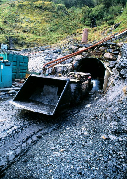 Opencast mines like the country's largest at Stockton, north of Westport, are cheaper to operate than underground mines such as Roa, but obtaining resource consent for such vast enterprises is difficult.