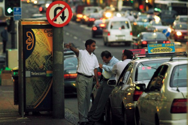 Other than difficulties with English, local knowledge is the most challenging hurdle for new migrant drivers in Auckland, but the nature of the job ensues that there is plenty of time waiting around on taxi stands to confer with other drivers.