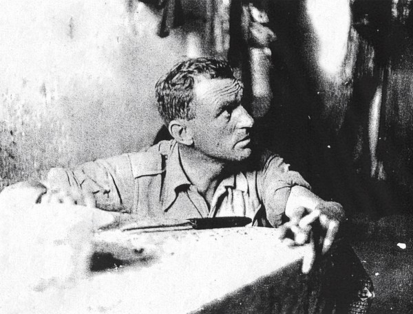 Dr Doug Jolly, a young New Zealand doctor, operated tirelessly on thousands of front line casualties.