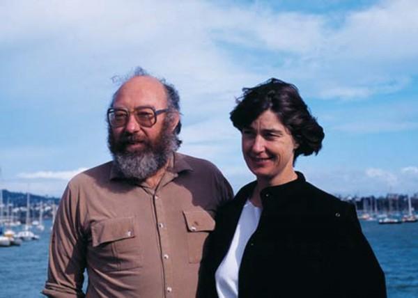 Kelly Tarlton and his wife, Rosemary.