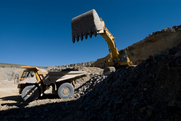 McDonald's quarry at Oparure is the largest limestone quarry in the country, producing almost one million tonnes a year.