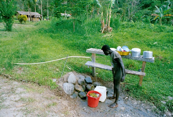 Bougainville has opted for self-reliance rather than soft drinks. While the island may be short on Western comforts, many of its inhabitants consider that having to make do with the simple necessities of life is preferable to living under the shadow of PNG, with whom they feel they have little in common.