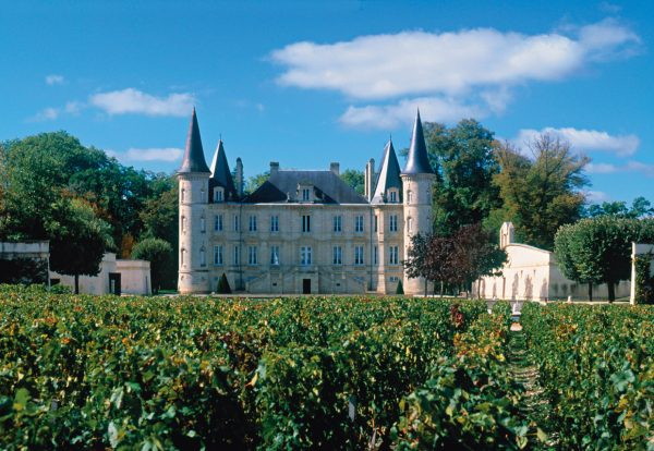 Basking under temperate skies, the grapes of Château Pichon-Longueville now regularly produce great vintages.