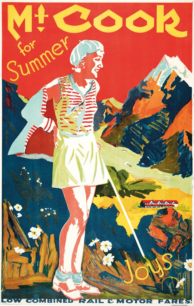 Women took to the new outdoor culture with unprecedented enthusiasm. In the 1930s, more than half the membership of Auckland's Alpine Sports Club, for example, were women.