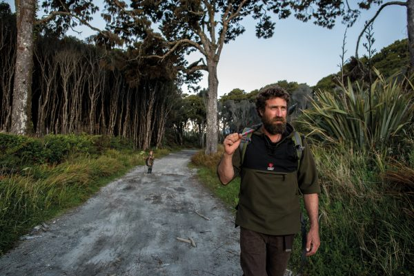 The Kiwi Bushman | New Zealand Geographic